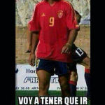 El hambre se entrena (Selección Española Fútbol)